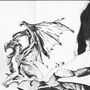 Futility - Dragon Sketch