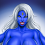 Warrior Kali FULL NUDE