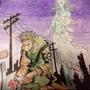 Coloring Challenge Jazza by Xanadu-Infinity
