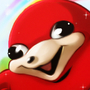 Knuckles the Echidna by estherfanworld