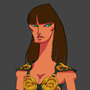 Xena Warrior Princess fanart