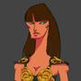 Xena Warrior Princess fanart