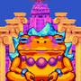 frog boss man guy dude stage 1