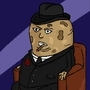 Pixel Godfather Potato by carlitozg