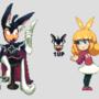 Sayaka-chan & Dra-culala Animation