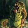 Mutant Snake by Z-Art