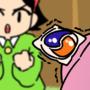 Kirby's Tide Pod Gourmet