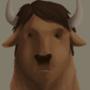 Minotaur head I guess