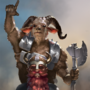 Cormag, The Dwarf Rider
