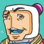 Space Dandy X Bomberman by SpiderKnife