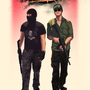 Mick the Mercenary: The Movie - Promotional Poster
