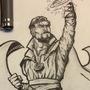 Doctor Strange by Dry-Art