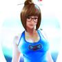 Mei - Overwatch by NSMP