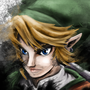 Link- The Legend of Zelda by NaughtyEgg20