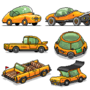 pixelcars by UltimoGames