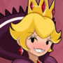 Shadow Queen Peach by Arzonaut