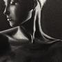 Her - Black&White Series #1 by SammFoxx