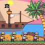 Falling pirates