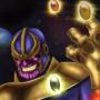 Thanos by SKillustration