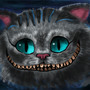 Cheshire Cat by RatedRex