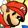 Paper Mario vs. Lego Sonic