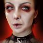 Dark Female Portrait