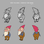 Gnome character design