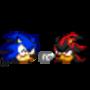 Sonic poke shadow