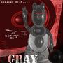 spearker Bear by gray1