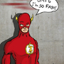 Flash comic