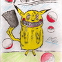 rabid pikachu