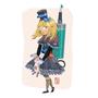 Alice in Wonderland (Gothic)