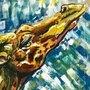 Giraffe [Betta] by IDontKnowCorp