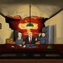 The Last Supper (Nuke edition) by carlitozg