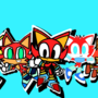 Five Versions Of One Cat