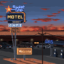 a motel by radshoe