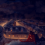A night in Paris for Chat Noir and Ladybug by lukisart