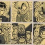 Mob Psycho 100 sticky notes by Gheyblin