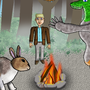 The Giant Rabbit Vs B.F.M.