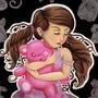 Copic Marker Illustration - teddy