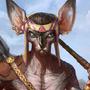 Naked Cat Skirmisher