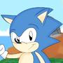 OVA Sonic on Angel Island by Super360