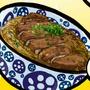 Don and Katsu Eating Katsudon