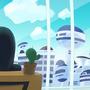 Office Background - DBZ Collab