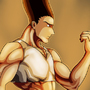 Gon Freecs Transformed by Mullemuh