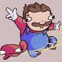 Mario- Nintendo