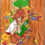 Mushroom Hunter by TashaaNicole
