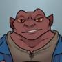 Dragonborn Barbarian | 'Gobbles'