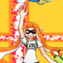54 Inkling for Smash by ScepterDPinoy