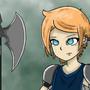 halberd knight